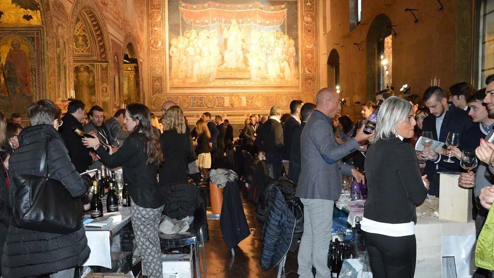 Torna Wine & Siena nei palazzi storici della città
