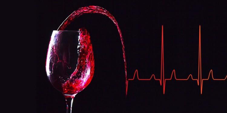 Scompenso cardiaco: dal vino un valido aiuto