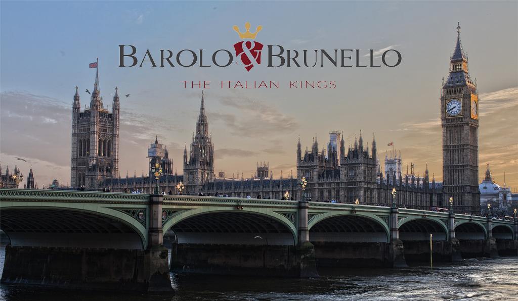 Barolo e Brunello si presentano a Londra