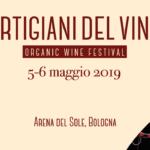 A maggio a Bologna torna Artigiani del Vino alla sua terza edizione