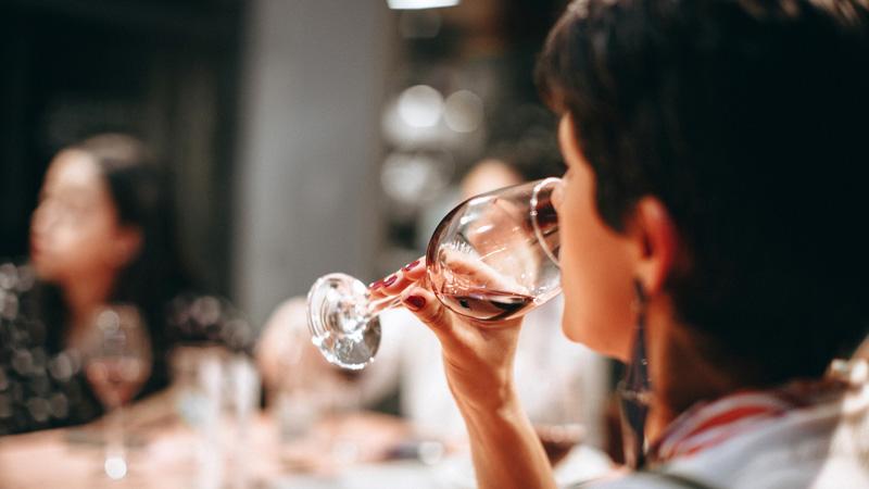 Il vino diventa di genere
