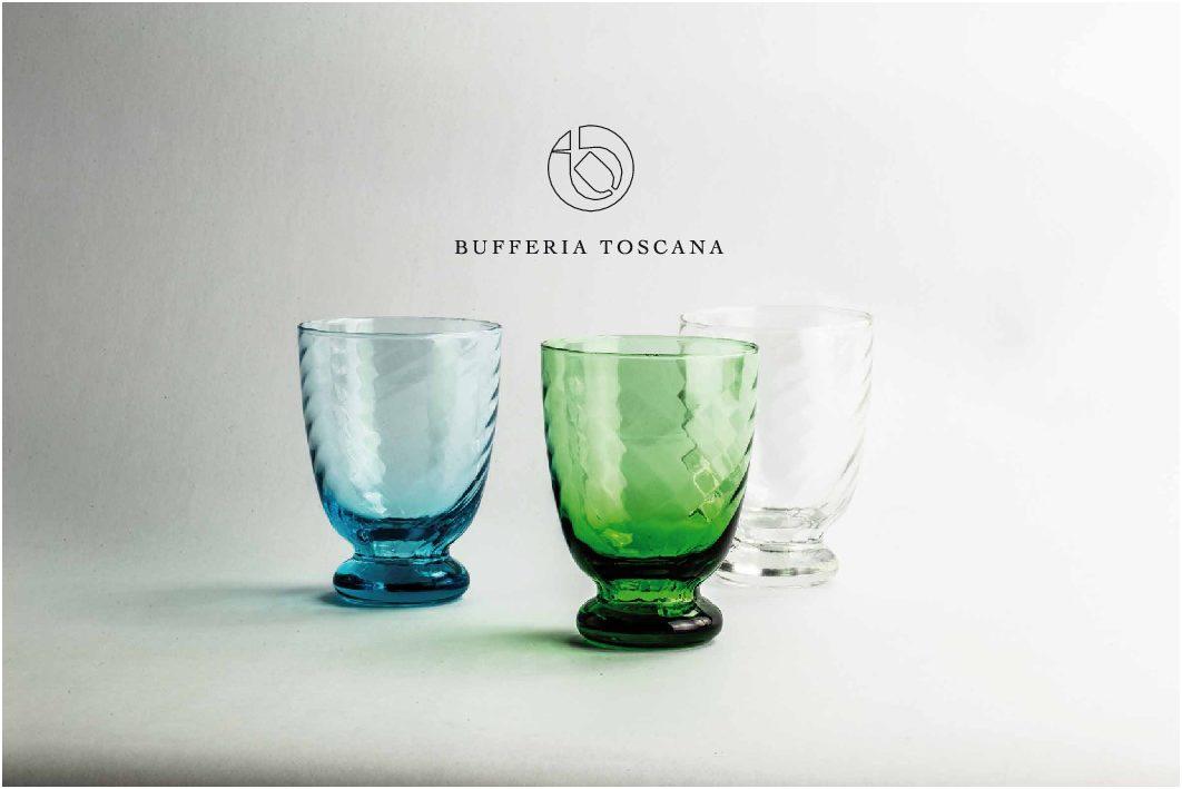 """Fara Vetrerie e Cristallerie presenta """"Bufferia Toscana"""""""