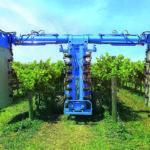 Duo Wing Jet per una viticoltura eco-sostenibile