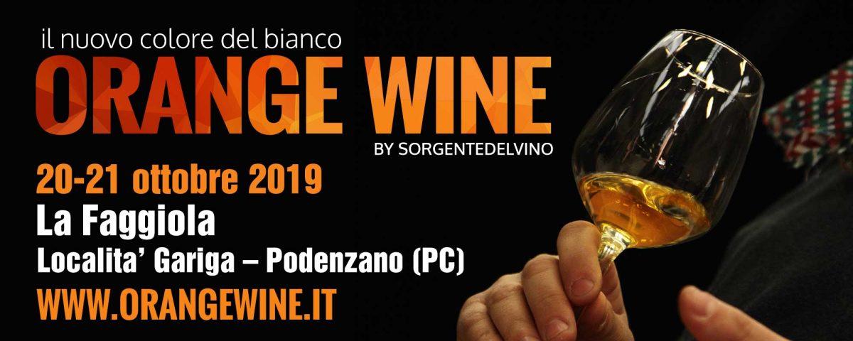 A Piacenza la seconda edizione di Orange Wine – L'altro colore del bianco