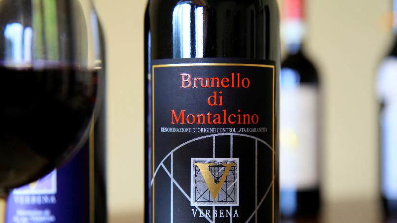 Verbena: Brunello di Montalcino Le Pope 2015 valutato 95 punti da James Suckling