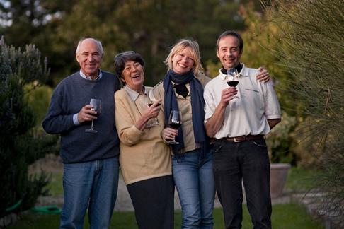 Podere Ciona: la famiglia Gatteschi racconta i suoi vini