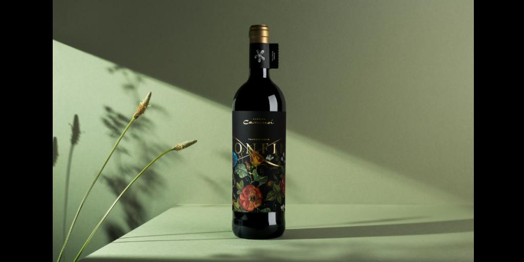 etichette da vino