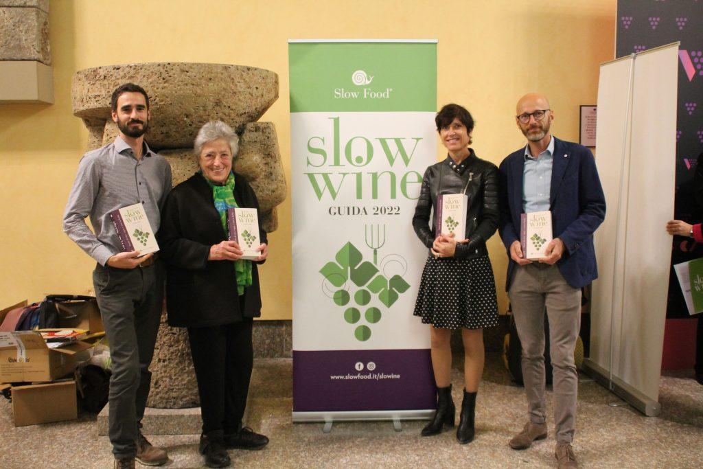 guida Slow Wine 2022