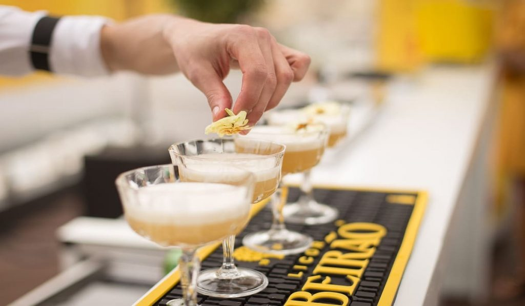 cocktail moscato asti