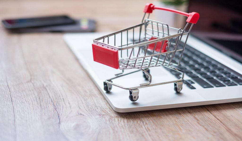 dati e-commerce Italia